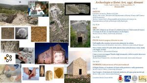 Archeologia a Usini. Ieri, Oggi Domani