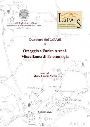 Quaderni del Lapars 4 - Omaggio a Enrico Atzeni. Miscellanea di Paletnologia